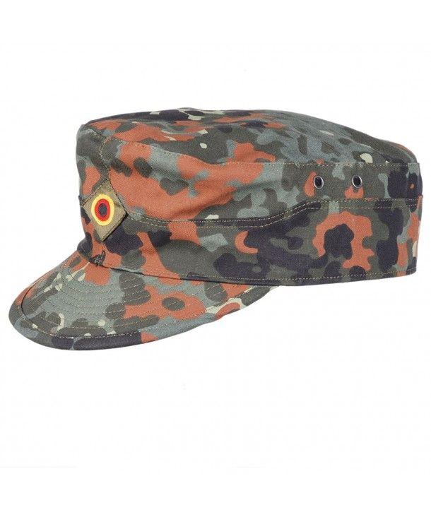 607d52d4f90ef Heerpoint Reproduction German Flecktarn Camouflage Army Field Hat Baseball  Cap Size L CU12043T79J | Men's Hats & Caps Online | Baseball hats, Military  ...