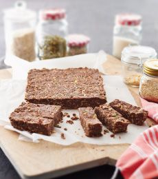 Cadbury Peanut Butter Energy Bars Recipe