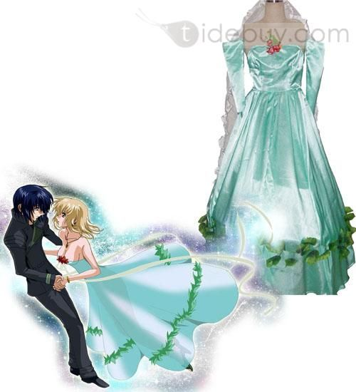 Gundam Seed Cagalli Yula Athha Cosplay Discount Cosplay Costumes For Sale