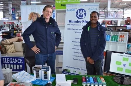 """We had a great time at the Hirsch's Centurion """"Bed and Breakfast Expo""""."""