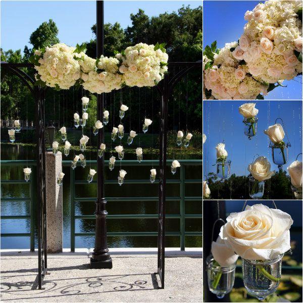 Outdoor Wedding Ceremony Orlando: 114 Best Romantic Wedding Ceremonies Images On Pinterest