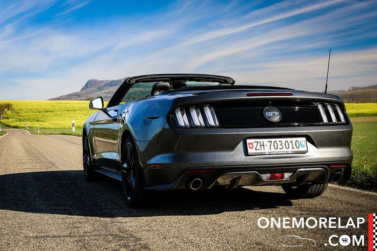 Rassepferd zum Preis von einem Pony? Der Ford Mustang GT Cabrio 2015 im Test.