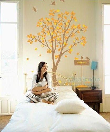 Etiquetas de árbol la calcomanía vinilo pared pared por ChinStudio