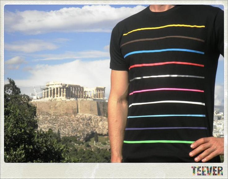 Cotton Black T-Shirt Design : Mariner