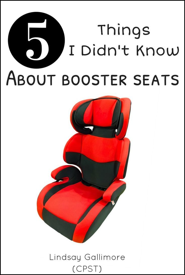 Booster seats are not as straight forward as I once believed! Find out what I learned about proper booster seat use during my CPST training!