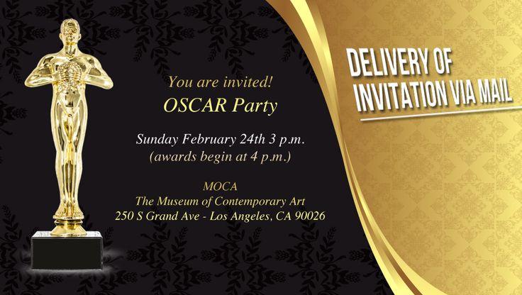 Invitations Delivery