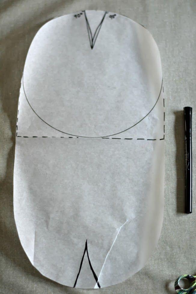 mallikelpoinen: DIY pipon kaava