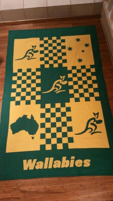 Aussie heros quilt
