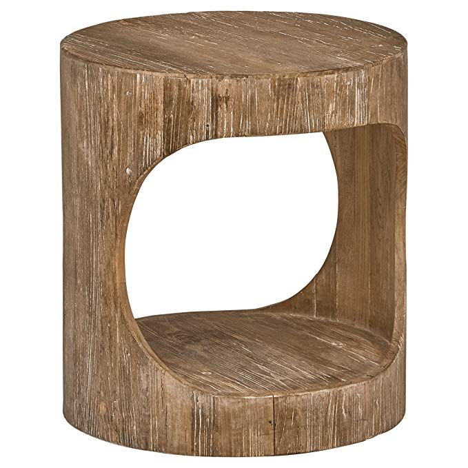 stone beam miramar cutout side table 19 7 d natural for the rh pinterest com