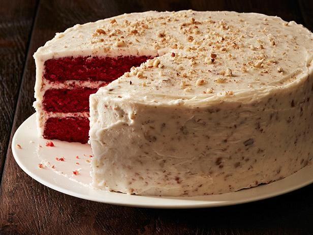 Get Red Velvet Cake Recipe from Food Network