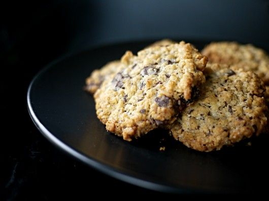 Havregrynskager med chokolade | foodfanatic.dk