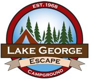 Campgrounds in Lake George | RV Resort & Tent Sites at Lake George Escape
