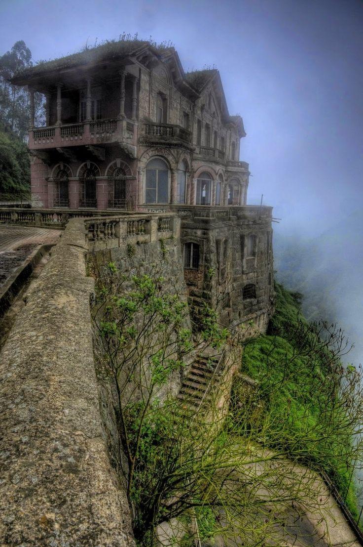 Hotel Del Salto, Colombia: The Haunted Hotel