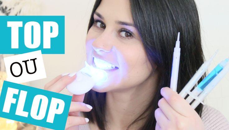 Kit de BLANCHIMENT DENTAIRE à DOMICILE : Crash Test http://www.maquillage.com/kit-de-blanchiment-dentaire-a-domicile-crash-test/