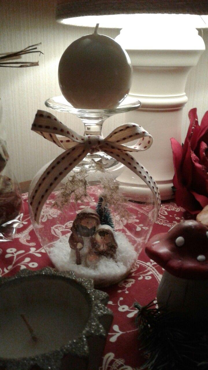 dono di Natale realizzato da mia sorella Stefania