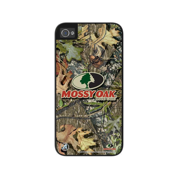 Airstrike® Camo Phone Case Mossy Oak Obsession iPhone 5s Case, Camo iPhone 5 Case, Mossy Oak iPhone Case Protective Phone Case-50-8004