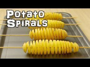Er steckt eine Kartoffel auf einen Spiess. 25 Minuten später läuft Dir das Wasser im Mund zusammen. | LikeMag | We Like You