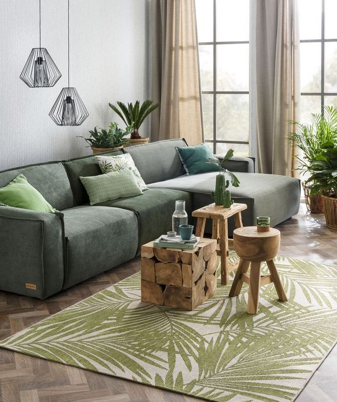 Green Sofa Ideas: 40+ The New Fuss About Green Sofa Living Room