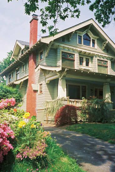 1911 Arts & Crafts Style House