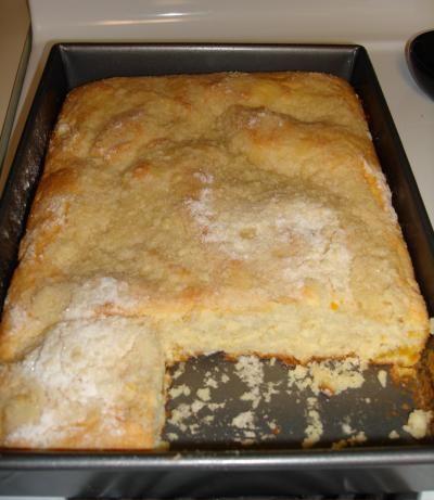 old cake recipes | Old-Fashioned Peach Cake Recipe - Food.com - 61184