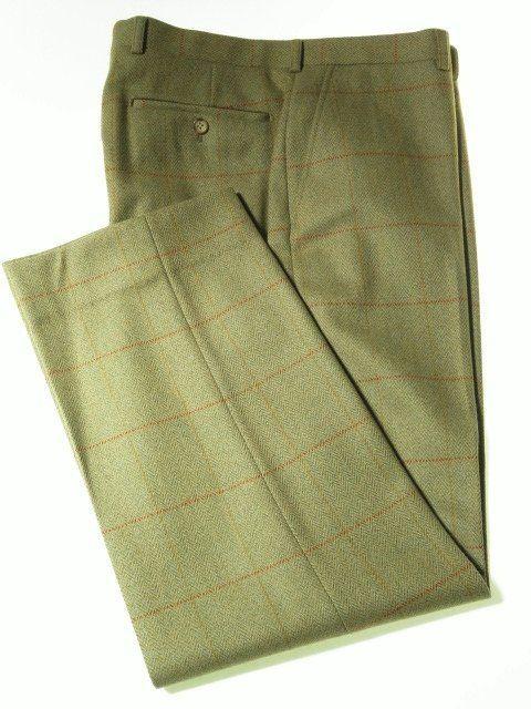 Bladen Supasax Tweed Trousers 34w Tweed Trousers Tweed Tweed Outfit