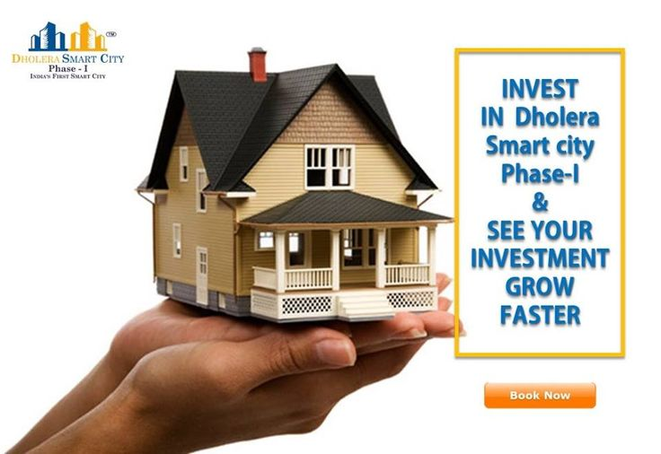 #Dholera Smart City: Phase-I is the first project that Smart Group is launching in India's First Smart City Dholera SIR. Invest and Reap Benefits: http://goo.gl/wKJJrm