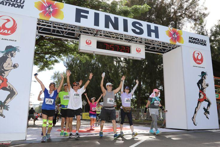 ホノルルマラソンで早期受付開始 4月14日から23日まで特別料金で #ハワイ #マラソン