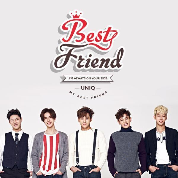#UNIQ #BestFriend
