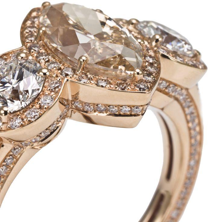 Not just a ring. #diamonds #design #lentivillasco #ring #dream