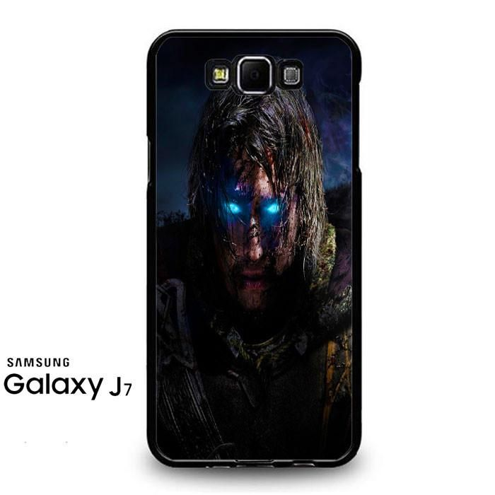 Middle Earth Shadow Of Mordor Samsung Galaxy J7 Prime Case