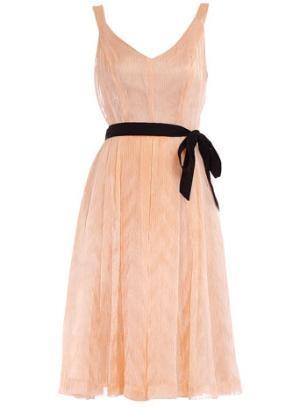 Peach organza dress - Dresses Sale  - Dresses  - Dorothy Perkins