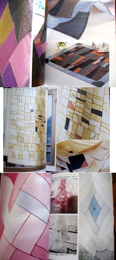 Korean Patchwork POJAGI Japanese Craft Book by PinkNelie on Etsy