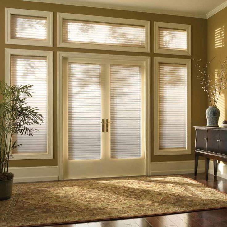 "BlindSaver Premium 2"" Room Darkening DoorStyle Shadings"