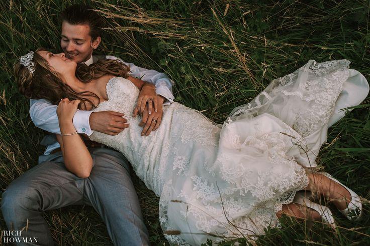 Countryside wedding at Stanton Manor