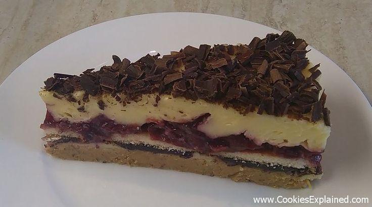 Jafa torta (Jaffa torta) - CookiesExplained