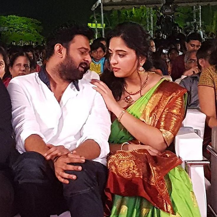 anushka shetty and prabhas dating Forget will we ever get an answer if these two are dating or not - 5 pictures of baahubali 2 stars anushka shetty and prabhas that will make you wish they were dating for real.