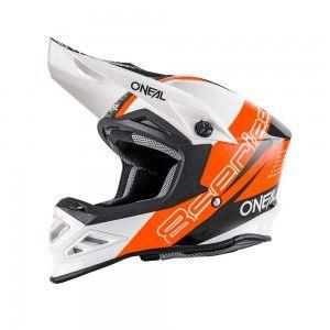 O'Neal Crosshelm 8 Series Nano Orange