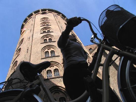Rundetaarn - The Round Tower - Picture stop in Copenhagen