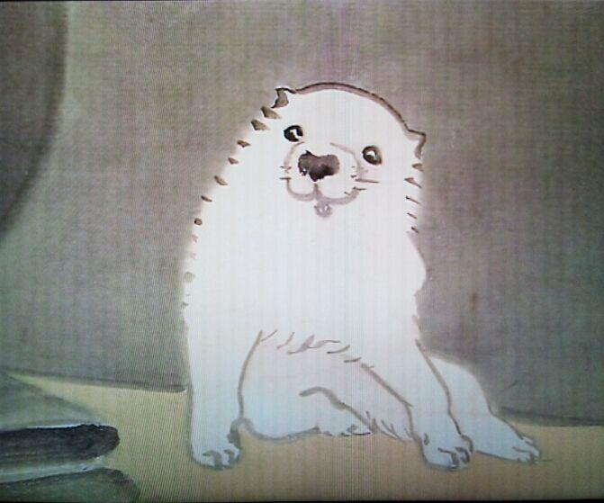 【京都】琳派の犬とうちの子|VACANZE ROMANE(ローマの休日)