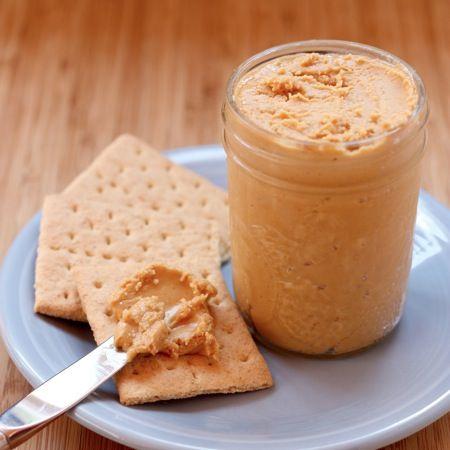 Honey and Sea Salt Peanut ButterHoney Sea, Snacks Food, Homemade Honey, Sea Salts, Cat Recipe, Food Recipe, Peanutbutter Homemade, Salts Peanut, Homemade Peanut Butter