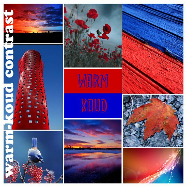 17 best images about warm koud contrast on pinterest tes ballon d 39 or and search - Warme koude kleuren ...
