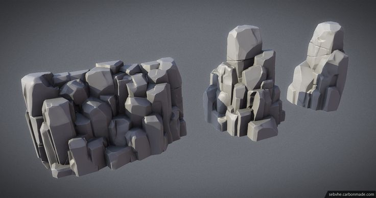 Rawk - Post any rocks you make here! - Page 26 - Polycount Forum