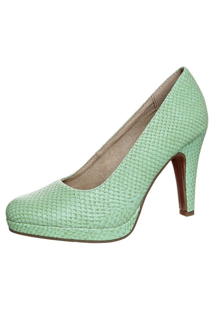 Tamaris - High Heel Pumps - mint