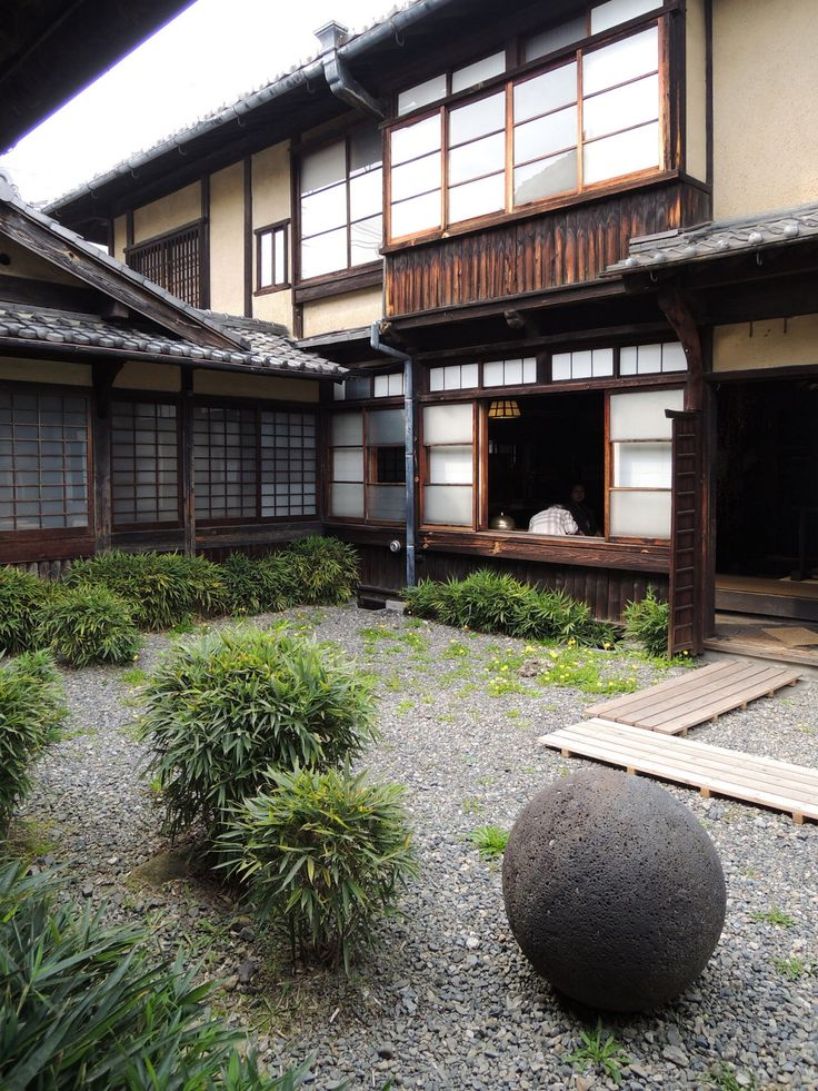 Home of potter Kanjiro Kawai, built in 1937, now a museum, Kyoto, Japan