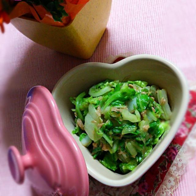 1月12日   ともちゃんが今日投稿していた 白菜とツナサラダ♥  食べたくて 白菜ゲット  早速作ってみました❕ ワァオ‼  一言で 絶対作ってみるべし(≧▽≦) 簡単、美味しい(о´∀`о)  白菜がもりもり食べれるレシピ‼ ともちゃん  これ 沢山作ったよ。(*^ー゚) ありがとう みんなも作ってみてね~(*^ー゚) - 164件のもぐもぐ - ともさんの3分で♪白菜とツナのサラダ by yblueadidas103