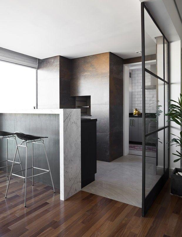 Apartamento Layla  Kawashima (Foto: Mayra Acaiaba / divulgação)