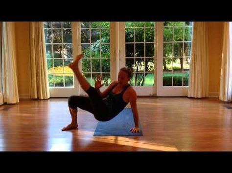 7 - PiYO Lesson 39 - Core & More - YouTube