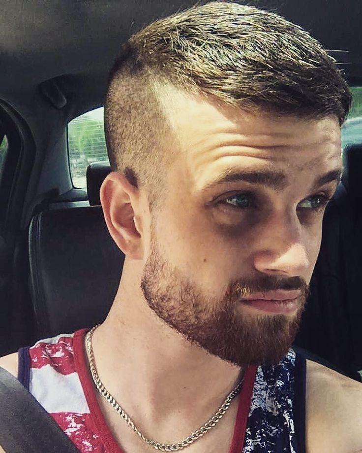 awesome 50 Classic Marine Haircuts for Men - Serving In Style Check more at http://machohairstyles.com/best-marine-haircuts/