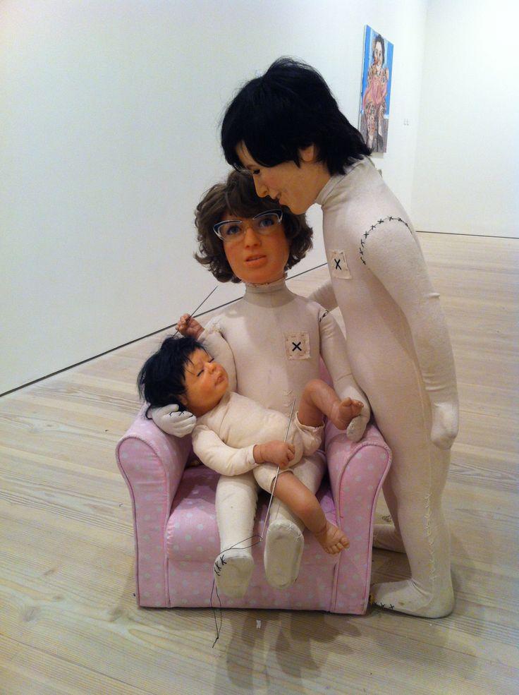 'Gold Watch' Wendy Mayer 2012 The Saatchi Gallery