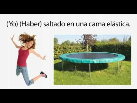 Learn Spanish 3.2 - Adventure in the Present Perfect (part 1)